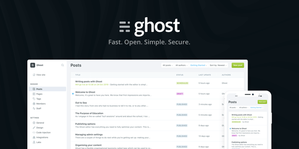 How to Setup Ghost blog in docker with SSL using Letsencrypt